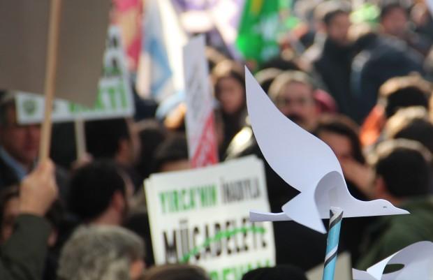 Binler Marmara'yı Savundu