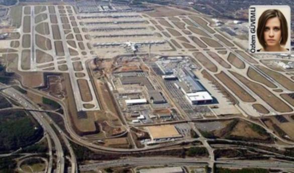 3. havalimanı inşaatına bir de akaryakıt depolama eklendi