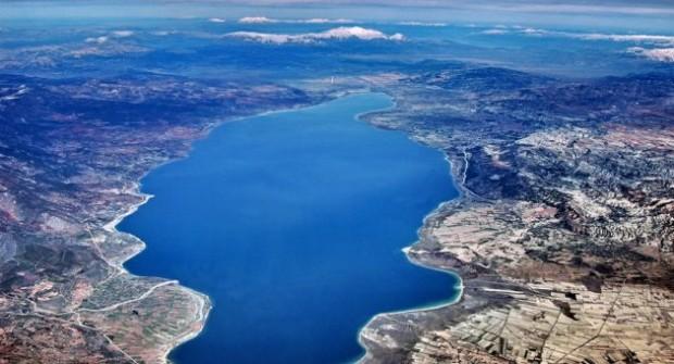 Burdur Gölü çevresinde madenciliğe yargı freni