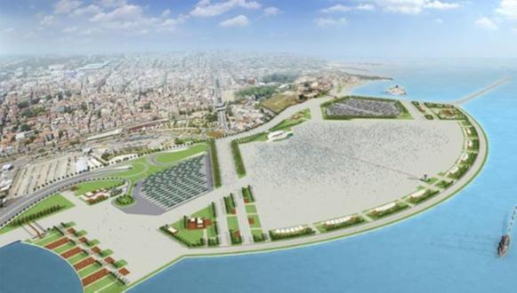 Valilik Marmara Kent ve Doğa Mitingi için dolgu alanlarını yer gösterdi