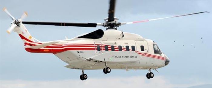 Davutoğlu için ormanda 'atların arasında' helikopter pisti yaptılar