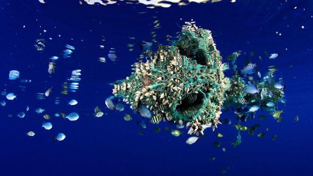 Okyanusların tüm plastikleri ilk defa 'su yüzüne' çıktı