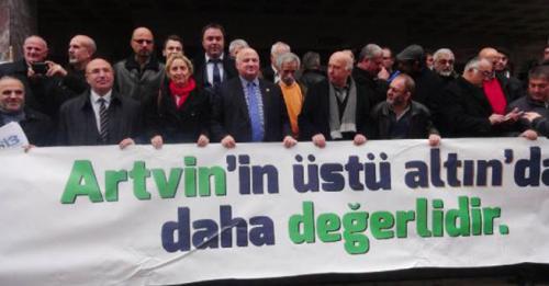 Rize İdare Mahkemesi, Artvin'deki Bakır Madeni İçin 'ÇED Olumlu' Kararını İptal Etti