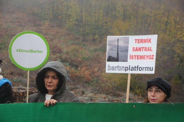 Amasra: Devlet doğayı yağmalatmak için illegal çalışıyor