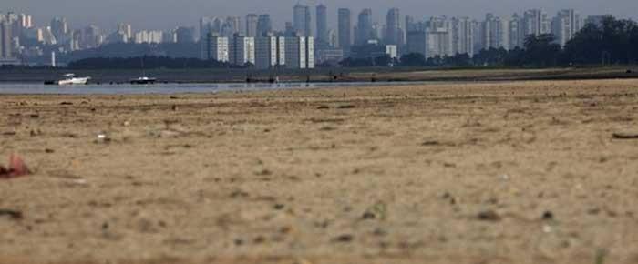 Brezilya son 84 yılın en kötü kuraklığıyla karşı karşıya, hükümet alarmda