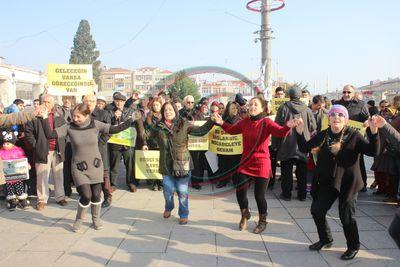 Şavşat derelerinin zaferi İstanbul'da horonla kutlandı