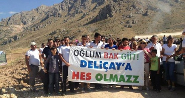 Erzincan'da Deliçay HES projesi iptal edildi