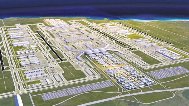 3. Havalimanı kararına muhalefet şerhi koyan hakim sürüldü