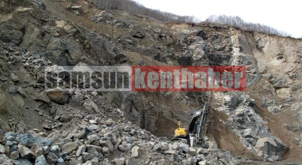 """Doğalgaz çevrim santrali ovasına dönen """"Samsun'da doğa ve çevreyi kaybediyoruz""""!"""