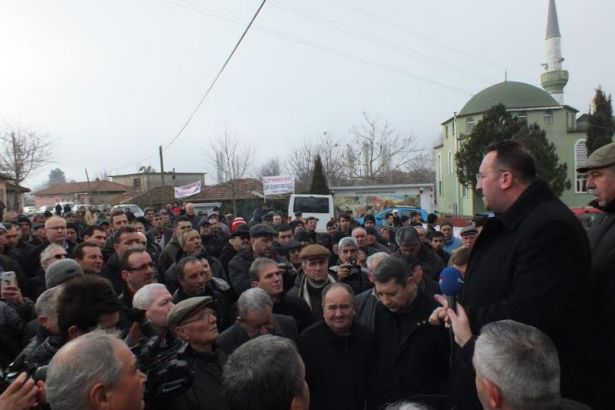Trakya Köylüsünün Kömür Madencilerine Karşı Meydan Savaşı!