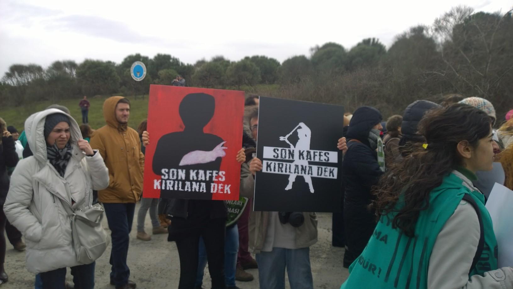 Heybeliada Forumu: Kısırkaya toplama kampına karşı direnelim, 28 Şubat'ta İBB önüne!
