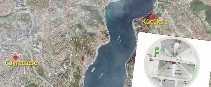 Uzmanlar tüp geçit projesini BirGün'e değerlendirdi: İstanbul'a artık dokunulmasın!