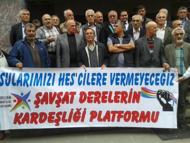 Artvin, Ardanuç ve Şavşat'ta HES ve Taşocaklarına Karşı Hukuk Savaşı!