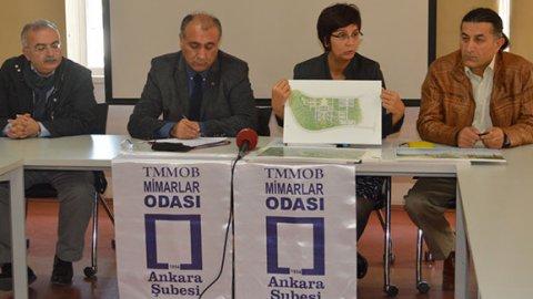 'Bu Ne Bitmez Yapılaşma Hırsıymış': Ankara'da Birlik Parkı Yine Yapılaşmaya Açıldı