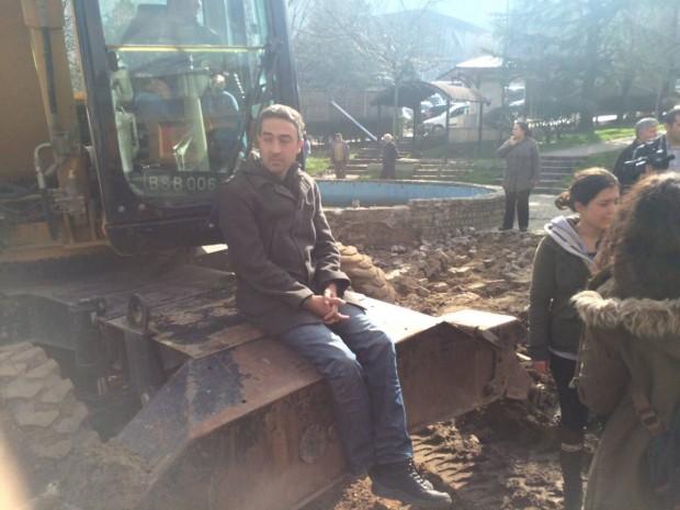 Bursalılar direnerek Dedeler Parkına sahip çıktı!