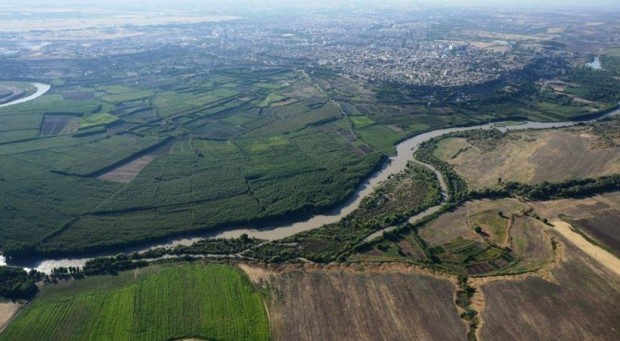 Baraj ve HES'ler debisini düşürünce Dicle'yi artık nehirden saymayıp, imara açacaklar!