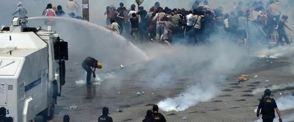 Emniyet'ten skandal 'biber gazı' savunması: Sağlığa zararı yok!