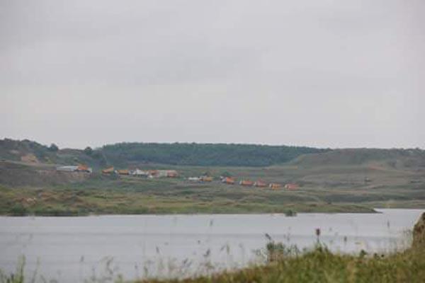 """Mühendisler, Güllüce'nin 3. Havalimanı için """"Şu oda kadar"""" dediği göletlerin fotoğraflarını yayınladı"""