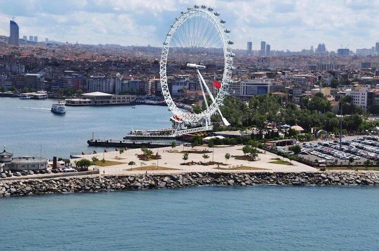 Diyanet istedi, plan değişti: Kadıköy sahiline yeşil alan yerine cami yapılacak