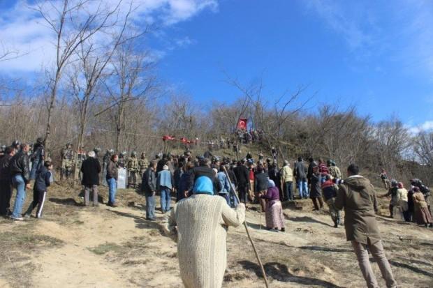 Taş ocağına karşı ağaçlar! Ordu, Kumru'nun yeşil direnişi devam ediyor