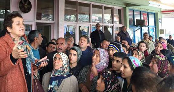 İzmir, Menderes'te taş ocağına geçit yok: ÇED toplantısı yaptırılmadı