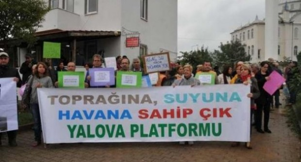Yalova'da taşocağı kapasite artıracak, 192 bin ağaç kesilecek: Yalova Platformu 14 Şubat'ta sokağa çıkıyor!