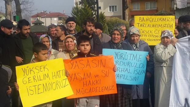 Zonguldak, Çaydeğirmeni'nde yaşayanlar, HES'le mücadelede kararlı