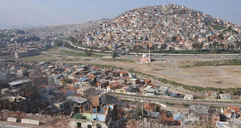 İzmir, Cennetçeşme'de kentsel dönüşüm tedirginliği