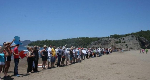İztuzu Plajı ihalesi iptal edildi