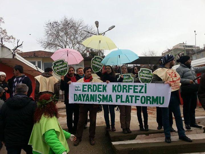 Erdek Körfezi Dayanışma Platformu: PLANLAMADAN DEĞİL, SANAYİLEŞMEDEN VAZGEÇİN!