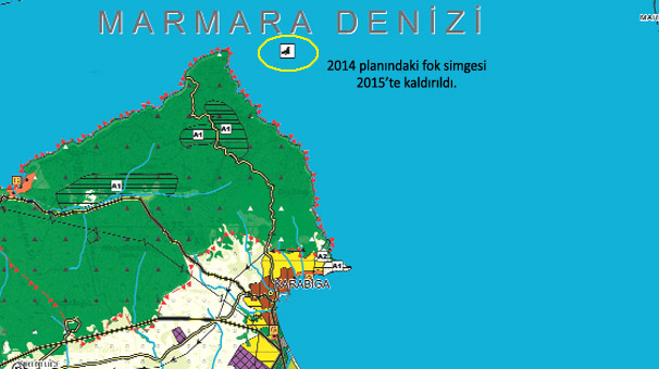 Biga'da termik santral uğruna foklara 'hokus pokus'