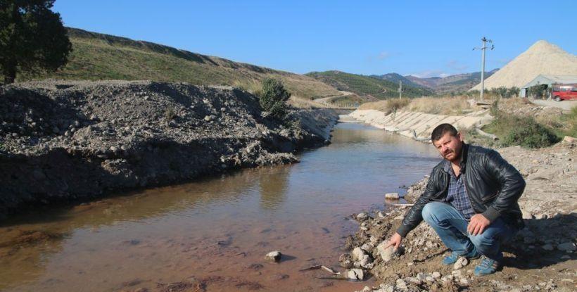 Bergama Ovacık'ta altıncı şirketin yalanı ortaya çıktı: Tonlarca siyanür toprağa ve suya karışmış!