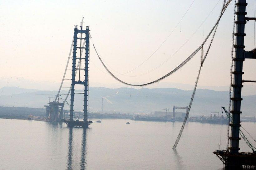 Körfez Geçiş Köprüsü'nde kopan halattan kendini sorumlu tutan Japon mühendis intihar etti