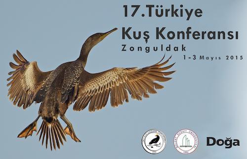 17. Türkiye Kuş Konferansı Bu Yıl Zonguldak'ta Düzenleniyor