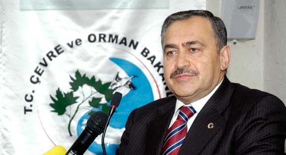 Eroğlu Orman Bakanlığı'nı çok yanlış anlamış: 'Ormanlar kalkınma için lokomotif olsun'