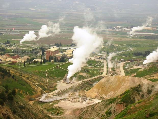 Çevre Faktörleri ve Jeotermal Santraller Aydın'da Kanser Oranlarını Yükseltti