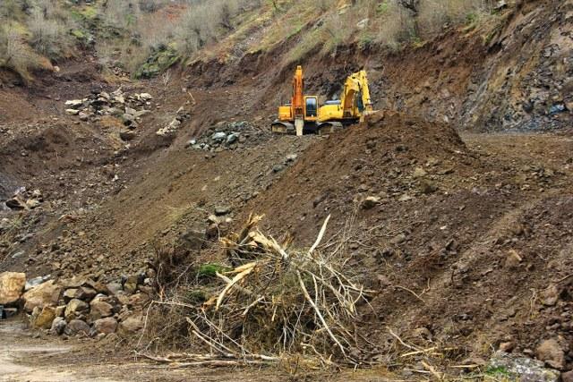 Samsun – Ayvacık'ta taş ocağına karşı hukuk mücadelesi