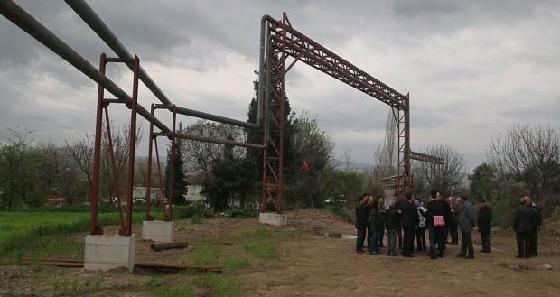 Aydın'da Efeler jeotermal yıkıma karşı