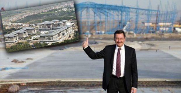 AKP'li bakanlar, Gökçek'e karşı mimarların yanında yer aldı