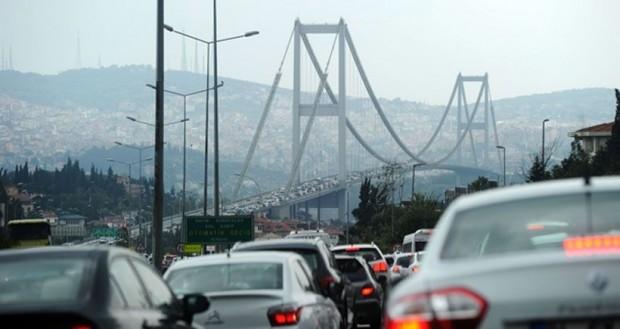 İstanbul trafik sıkışıklığında dünya birincisi!