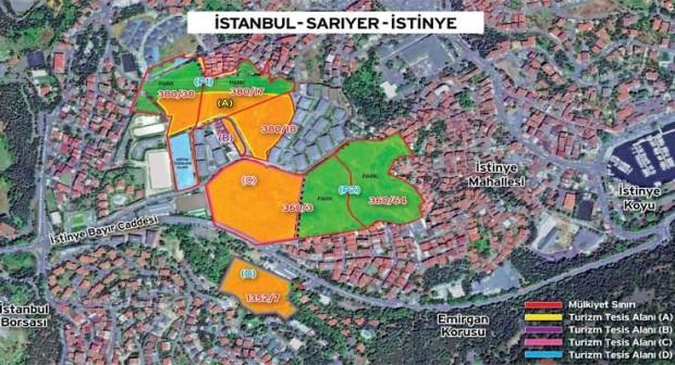 Emirgan Korusu'na 'komşu' olan tartışmalı araziye AVM ve otel ihalesi yapıldı!