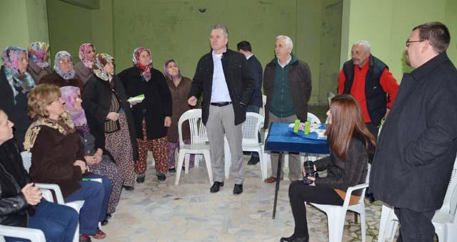 Safaalan'da RES'lere karşı kadınlar bir adım önde