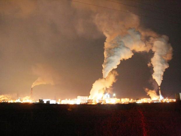 Çevre Bakanlığı Hava Kalitesi İzleme İstasyonuna göre 'tehlikeli bölge' olanSamsun'a yeni santral yapılıyor!
