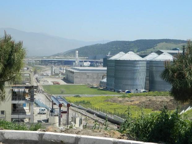 Aliağa'daki bazalt ocağının kapasite artırımına Malatya'dan izin
