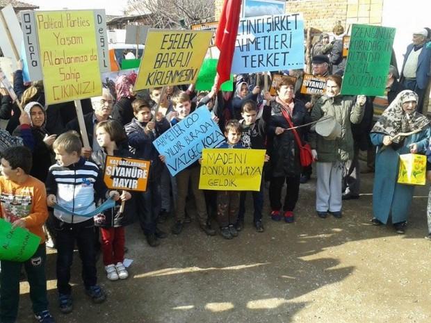 Kaz Dağlarında köylüye 'herif' cezası