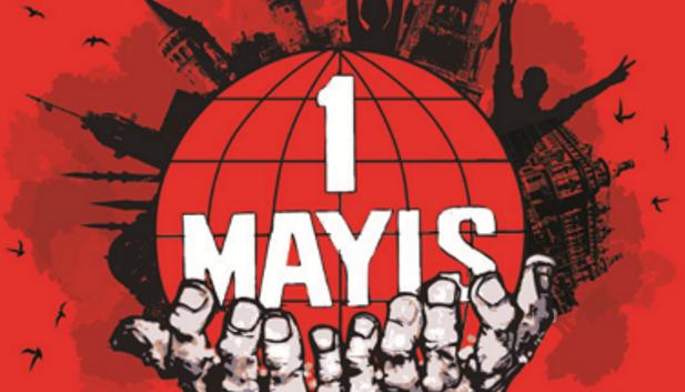 Yaşamı Savunmaya 1 Mayıs'a!