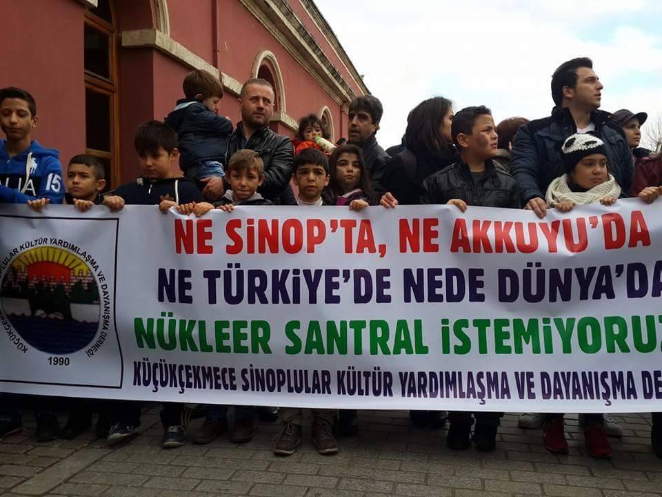 AKP'nin hoşgörüsü bir tek radyasyona