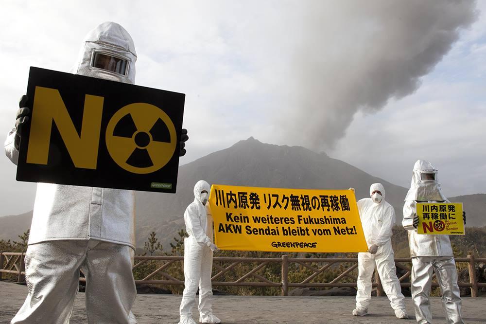 Şimdi de Nükleer Belası!..