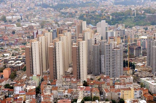 Bir 'azman şehir'