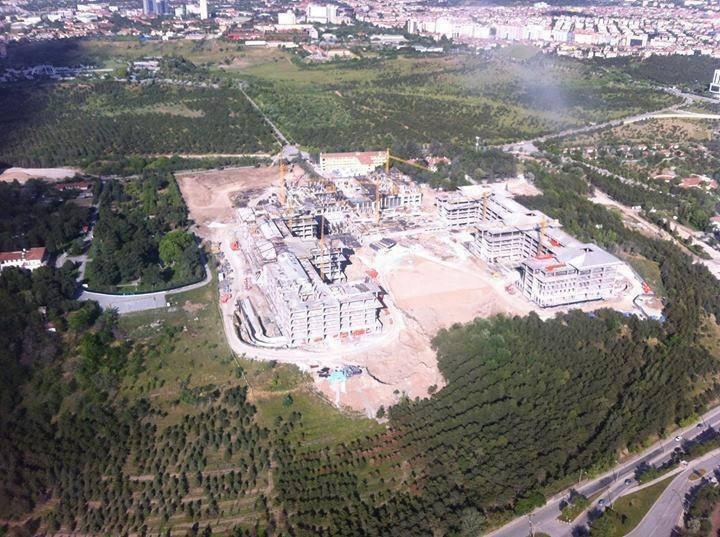 Atatürk Orman Çiftliği'nden Saray'a 8 dönüm daha verildi